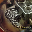 Quad-Twisted-Wire-pre-made-coils-5-stuks