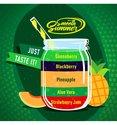 Strawberry-Jam-–-Aloe-Vera-–-Pineapple-–-Blackberry-–-Gooseberry