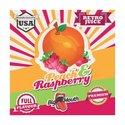Peach-And-Raspberry