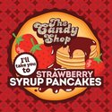 Strawberry-Syrup-Pancakes